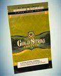 Gold-Strike AlOx stripe metallized PET